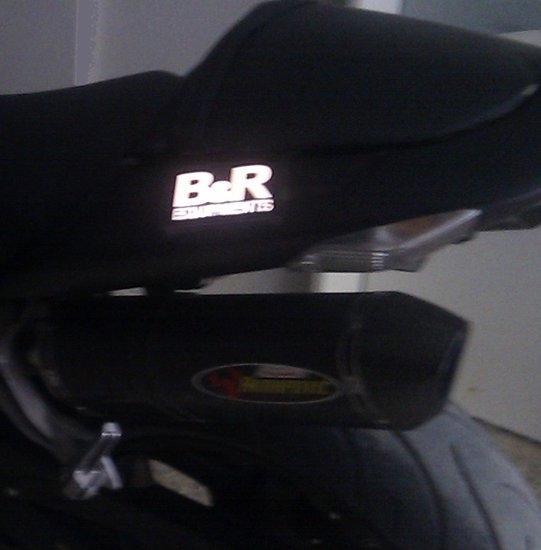 Autocollant de selle de ZX10R