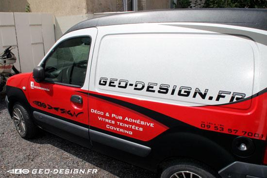 les avantages du lettrage publicitaire pour votre voiture d 39 entreprise coveringo. Black Bedroom Furniture Sets. Home Design Ideas