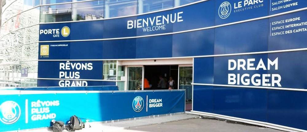 Exemple de covering bâtiment en Seine-Saint-Denis (93)