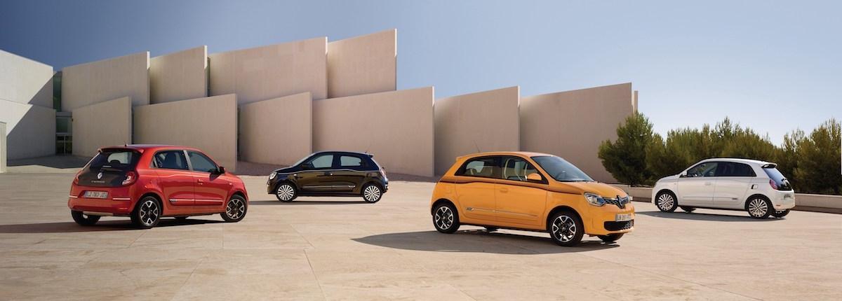 Renault Twingo restylée