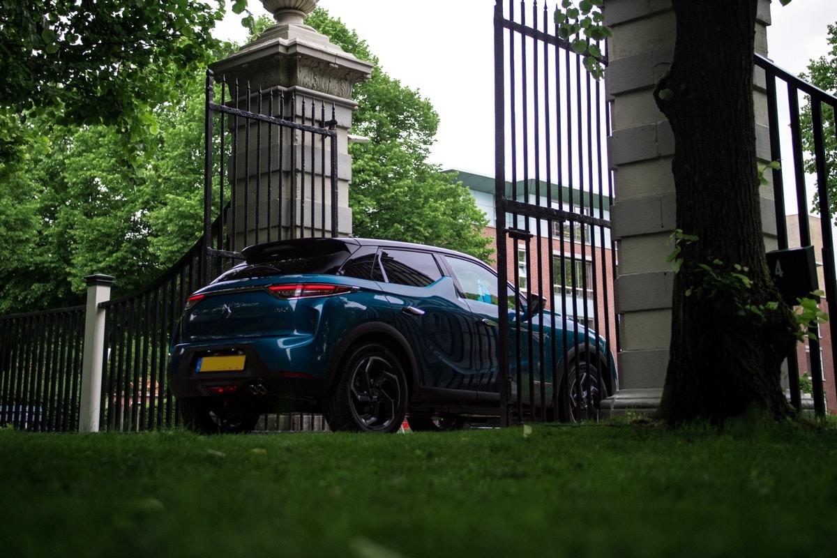 DS3 Crossback voiture SUV urbain