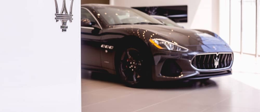 Maserati berline hybrid